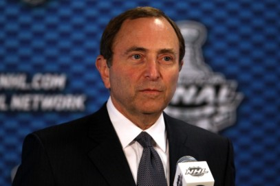 Image result for Commissioner Gary Bettman