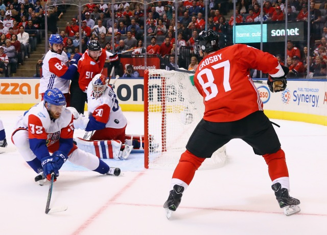 World Cup Of Hockey 2016 - Czech Republic v Canada