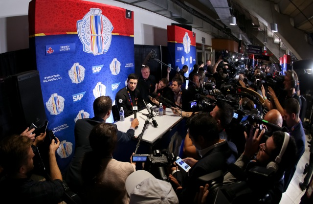 World Cup of Hockey - Media Day