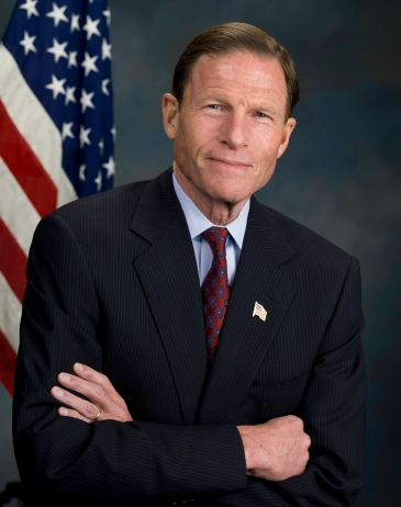 Image result for Connecticut Sen. Richard Blumenthal