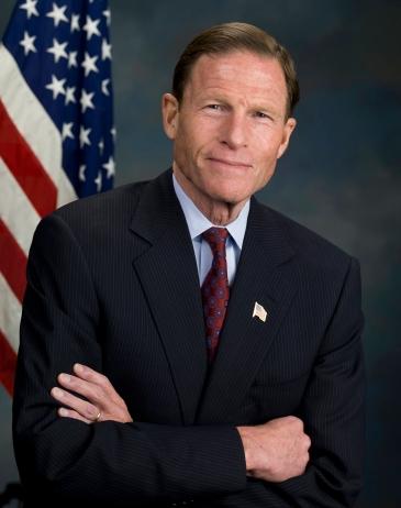 Image result for Connecticut Sen. Richard Blumenthal